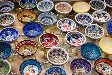 Traditional Souvenirs Of Turkey, Ceramic Bowls