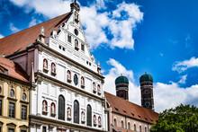 ミュンヘン市内を散策する