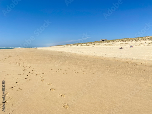 Valokuva Plage du Cap ferret, Gironde