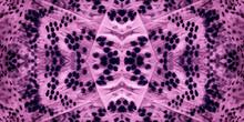 Python Print Seamless. Purple Jungle Texture