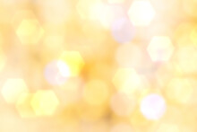 Yellow Abstract Background Blur,holiday Light Wallpaper