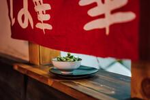 Prepared Dish In Asian Restaurant
