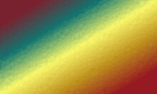 Vibrant Abstract Multicolored Background With Poly Pattern
