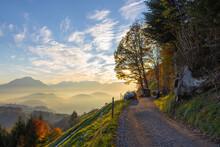 Viktorsberg, Österreich, Vorarlberg