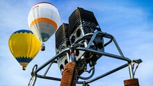 Hot Balloon Or Balloon And Burner Equipment,
