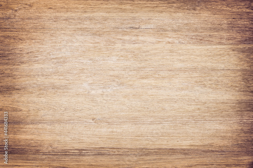 Vintage stained wooden wall background texture Fototapet