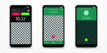 Whatsapp Interface Template Design