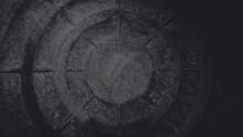 Dark And Grunge Texture For Background