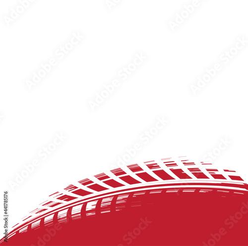 Tire vector Background illustration design Fotobehang