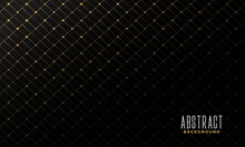Abstract Luxury Golden Wallpaper Pattern, Invitation Background Texture For Print, Fabric, Packaging Design, Invite, Tech Background