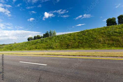 Fotografia, Obraz part of the highway
