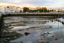 Vieux Port De La Rochelle à Marée Basse