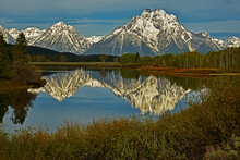Oxbow Bend Reflection