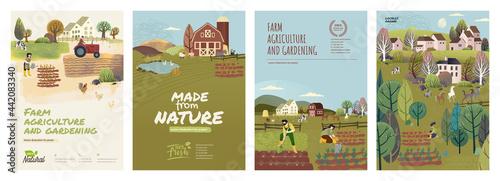 Canvastavla Organic farming, agriculture and gardening