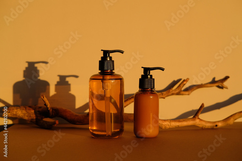 SPA natural organic cosmetics for personal hygiene Fototapeta