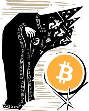 Woodcut Bitcoin Wizards