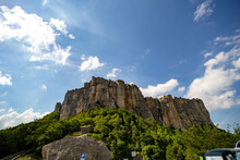 Stone Of Bismantova National Park Of The Tuscan-Emilian Apennines