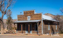 Lincoln Historic Site In New Mexico
