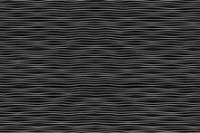 Abstract Geometric Background Of Wavy Lines
