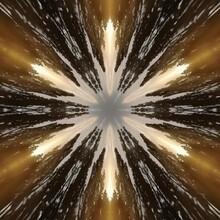 Sparks From A Grinder