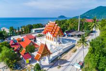 Koh Tao Temple, Surattani, Thailand