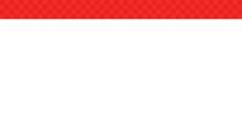 赤色の和柄地紋「市松模様」帯入り白背景:和モダンテイストの日本の伝統な文様 - HD 16:9