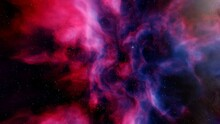 Abstract Background, Abstract Space Background, Abstract Gas, Nebula, Unusual Bright Nebula, Space Background, Space Gas, Space Fantasy 3D Render