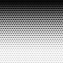 Duotone Stipple Half Tone Fade Texture, Halftone Dots Pattern