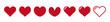 Heart icon. Favorite icon. love, Vector illustration.
