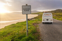 Campervan Road Trip To The Outer Hebrides, Scotland