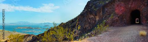 Fotografia Lake Mead and Old Trail