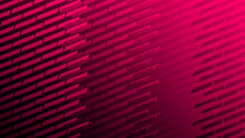 Abstract Creative Background With Slanted Lined Fields On A Red Background Looks Futuristic
