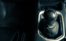 6 Speed Gearstick Of A Car,manual Transmission Gear Shift