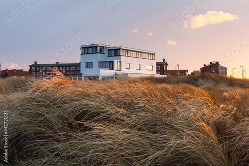 Hotel in Katwijk Fototapet