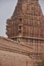 Mandore Temple In Jodhpur,rajasthan,india,asia