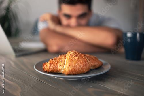Fotografie, Obraz Delicious pastry