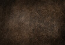 Rusted And Grimy Concrete Textured Background, Grunge Industrial Asset