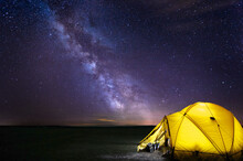 Tent In The Night