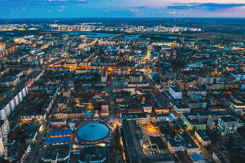 Canvastavla Brest, Belarus
