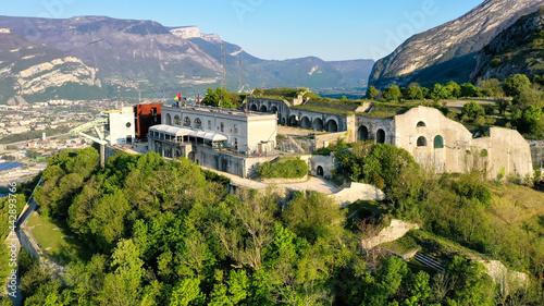Fotografie, Obraz Fort de la Bastille Grenoble