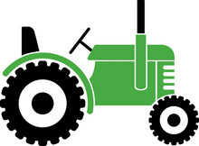Vintage Tractor Farming Color Layered, Cut File, SVG , Cricut, Silhouette , Vector, T Shirt