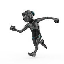 Cyber Monkey Is Running