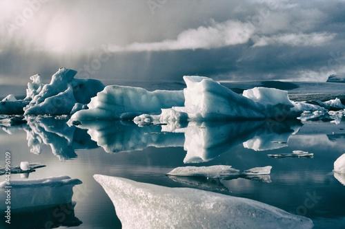 Tablou Canvas The north pole