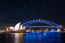 Sydney Harbour Bridge & The Opera House