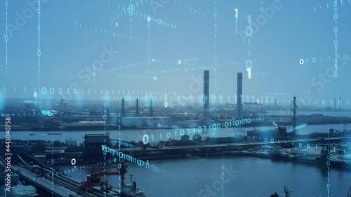 Fotografie, Obraz 産業とテクノロジー デジタルトランスフォーメーション