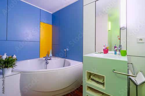 Wallpaper Mural Salle de bain