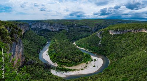 Fotografiet Gorges de l'Ardèche