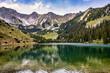 Bergsee im Karwendelgebirge