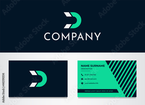 Canvastavla Logo and Business Card Design For A Magnet Company