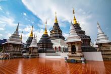 Wat Ban Den, Chiang Mai Province Is Beautiful.
